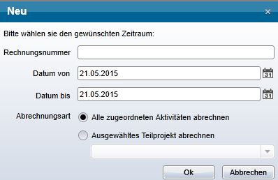 2.0.88 Auftragsmodul Teilrechnungen markieren