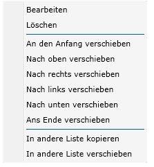 2.5.05 Schaetzungsmodul - Rechtsklick